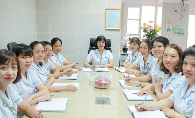 Phòng Điều dưỡng