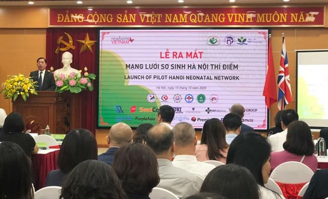 Bệnh viện Phụ sản Hà Nội là 1 trong 9 bệnh viện gia nhập mạng lưới sơ sinh Hà Nội thí điểm