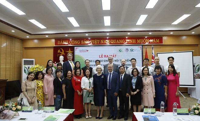 Bệnh viện Phụ Sản Hà Nội tổ chức lễ ra mắt Mạng lưới sơ sinh thí điểm