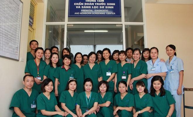 Trung tâm Sàng lọc, Chẩn đoán trước sinh và sơ sinh