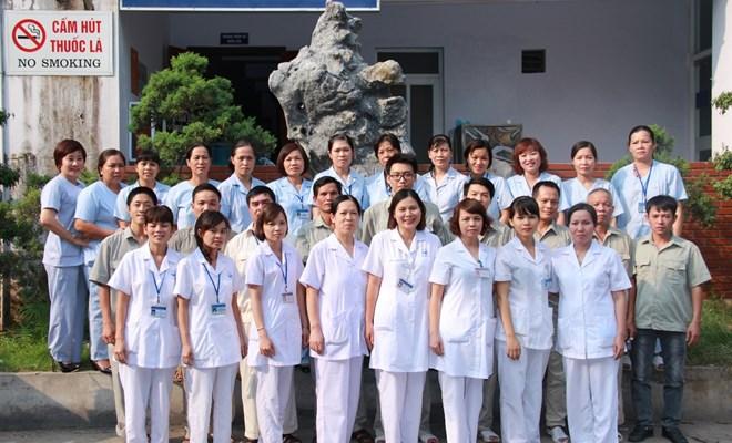 Khoa Kiểm soát nhiễm khuẩn
