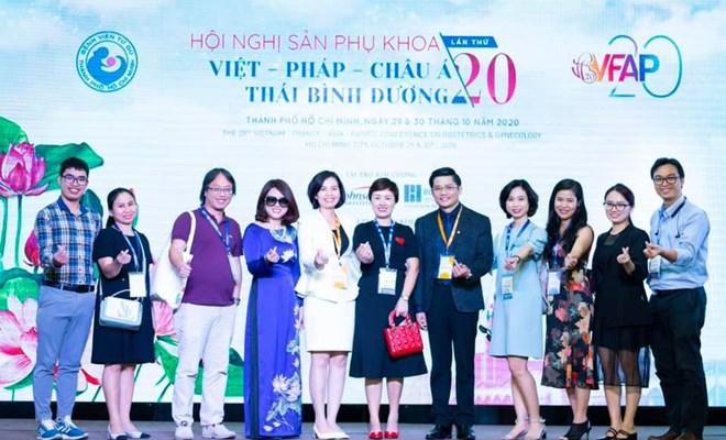Hội nghị Sản phụ khoa Việt - Pháp - châu Á - Thái Bình Dương lần thứ 20