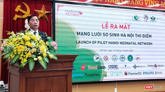 Ông Nguyễn Khắc Hiền – Giám đốc Sở Y tế Hà Nội