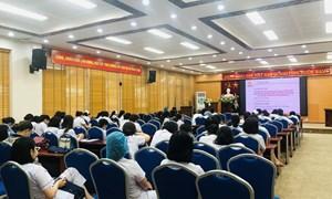 Sinh hoạt khoa học chuyên đề tháng 3/2021 - Hội điều dưỡng Bệnh viện Phụ Sản Hà Nội