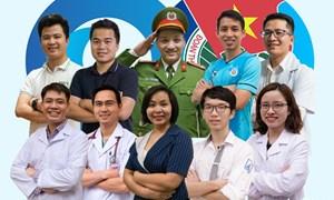 10 gương mặt trẻ tiêu biểu Thủ đô năm 2020