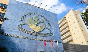 Những mốc son ghi dấu sự trưởng thành lớn mạnh, xứng tầm khu vực và quốc tế của bệnh viện Phụ Sản Hà Nội