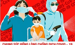 Bộ Y tế hướng dẫn đeo khẩu trang phòng, chống COVID-19 nơi công cộng