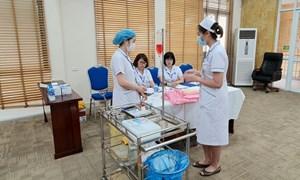 Hội thi Điều dưỡng - Hộ sinh – Kỹ thuật viên giỏi năm 2021