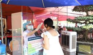 Công tác kiểm soát và phòng dịch tại Bệnh viện Phụ Sản Hà Nội