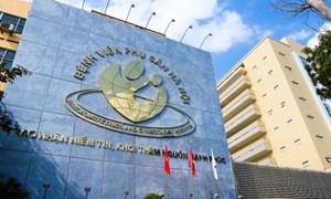 Bệnh viện Phụ sản Hà Nội và hơn 40 năm khẳng định vị thế