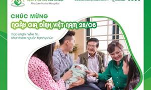 Thông điệp của Chủ tịch nước nhân ngày gia đình Việt Nam