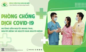 Hướng dẫn người mang thai, người bệnh và người nhà người bệnh trong phòng chống dịch Covid-19