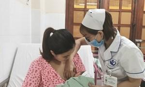 NUÔI CON BẰNG SỮA MẸ - CHIA SẺ TRÁCH NHIỆM CHUNG ( Hưởng ứng tuần lễ nuôi con bằng sữa  mẹ 1/8 đến 7/8/2021)