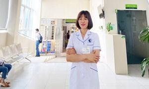 Nữ điều dưỡng trải lòng về công việc chăm sóc bệnh nhân ung thư