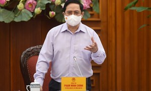 Công điện của Thủ tướng về tăng cường các biện pháp phòng, chống dịch trên toàn quốc
