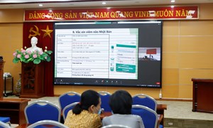 Tập huấn cấp giấy chứng nhân an toàn tiêm chủng