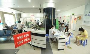 Bệnh viện Phụ Sản Hà Nội - đảm bảo an toàn phòng chống dịch