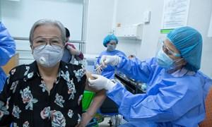 Tiêm phòng Covid - 19 cho người cao tuổi, bệnh lý nền và có tiền sử dị ứng