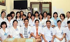 Khoa Sản nhiễm trùng