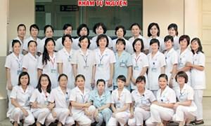 Khoa Khám Sản khoa tự nguyện