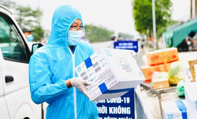 Hỗ trợ trang thiết bị bảo hộ thiết yếu cho Bệnh viện K