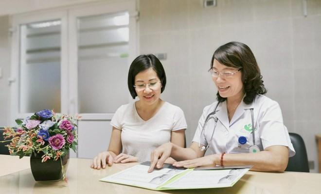 Thận trọng với bệnh viêm nhiễm phụ khoa khi mang thai
