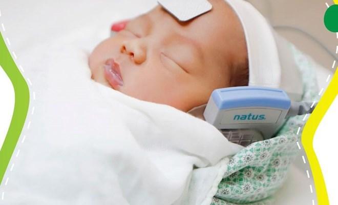 Sàng lọc thính lực cho trẻ ngay khi chào đời