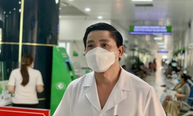 Giám đốc BV Phụ sản Hà Nội: Ưu tiên cao nhất lúc này là hỗ trợ Thủ đô chống dịch