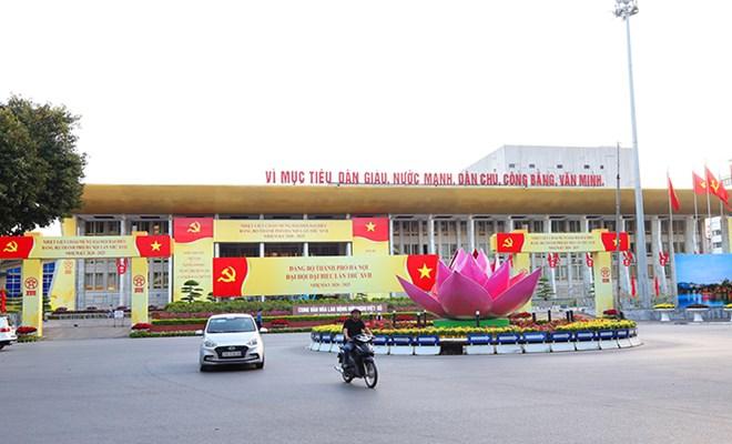 Đại hội đại biểu lần thứ XVI Đảng bộ thành phố Hà Nội