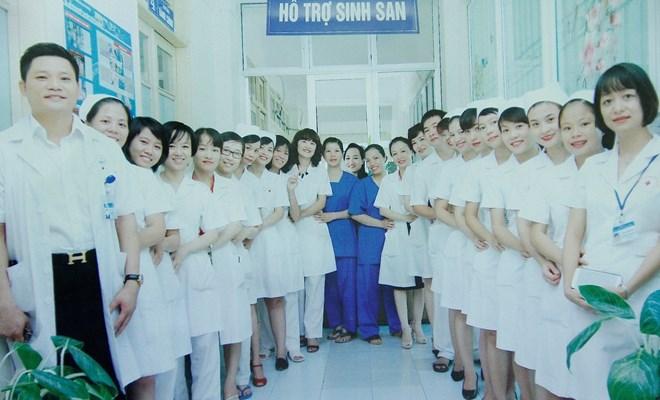 Khoa Hỗ trợ sinh sản và Nam học
