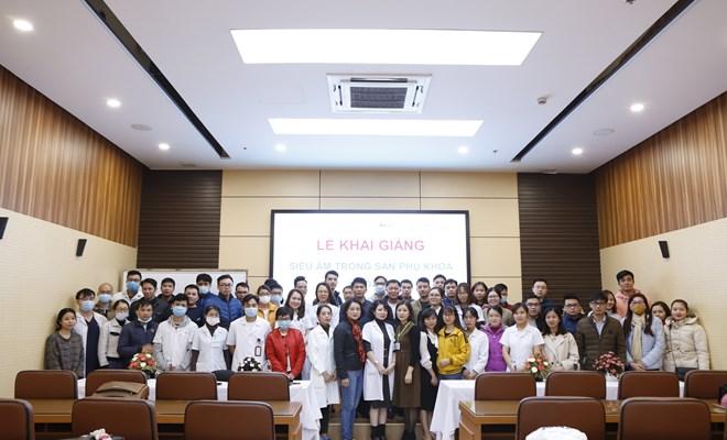 Khai giảng lớp đào tạo