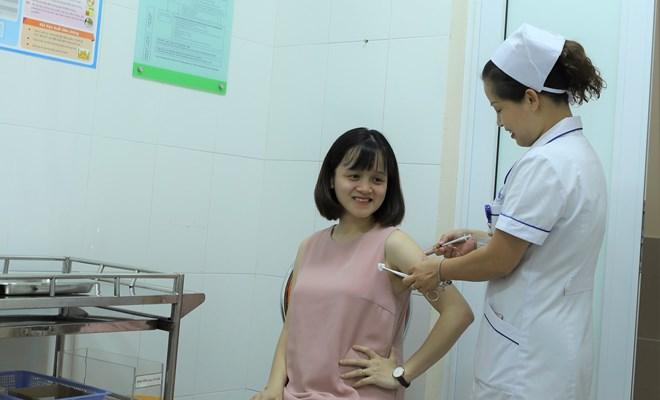 Tiêm phòng trước khi mang thai là việc làm cần thiết